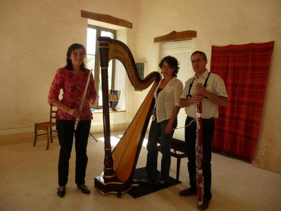 Trio Commixtus
