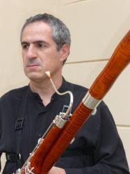 franck  Leblois- bassoniste